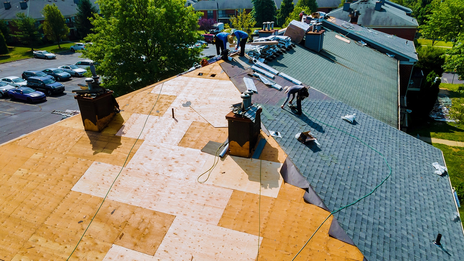 Commercial Roofing Featured Image Banner