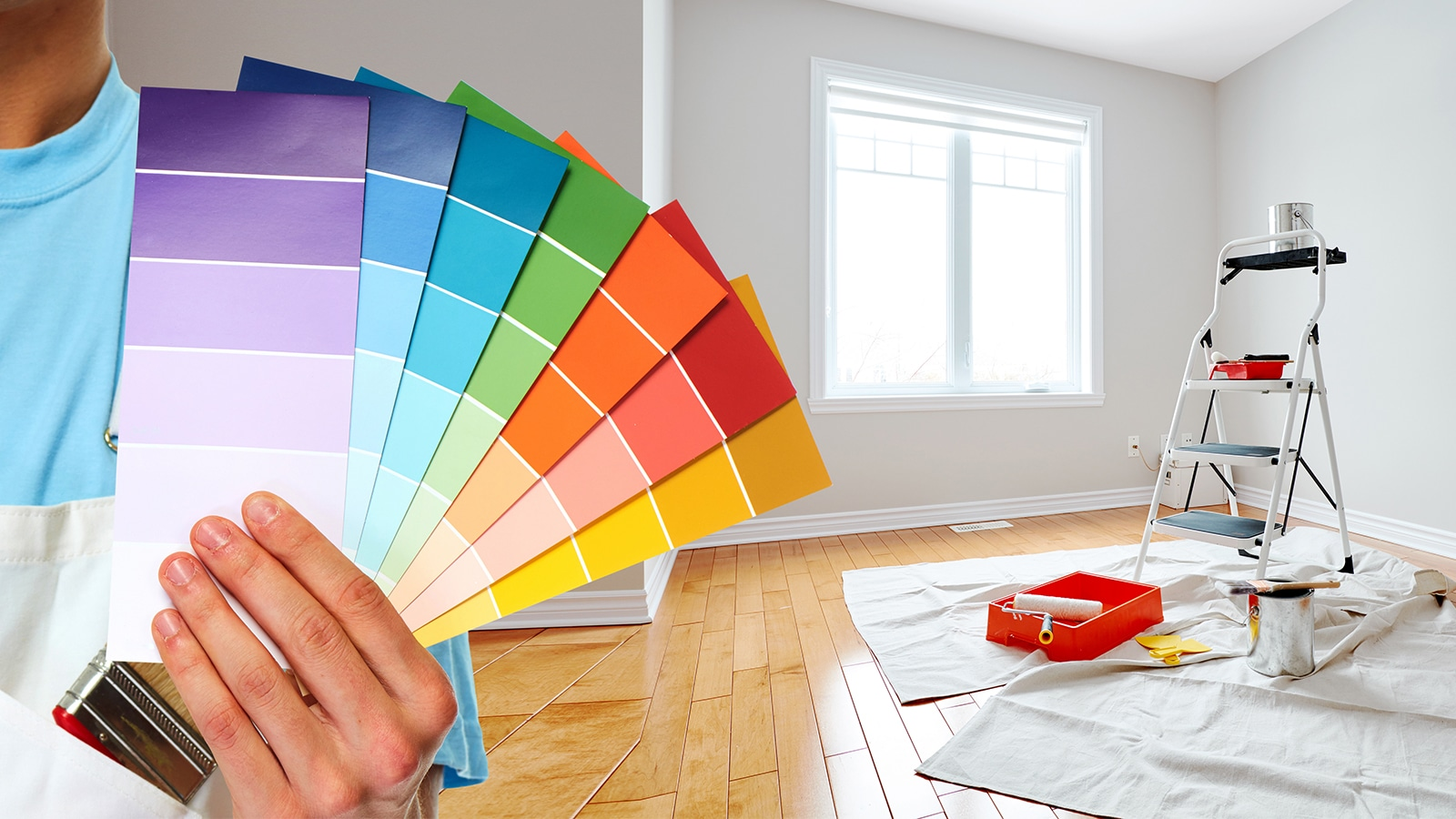 Interior + Exterior Painting Featured Image Banner