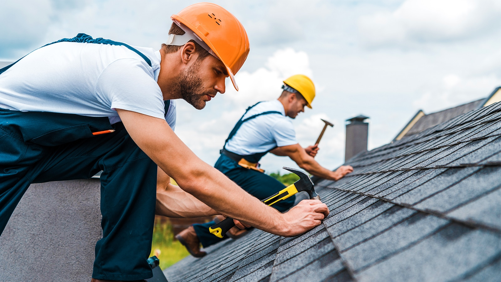 Residential Roof Repair Featured Image Banner